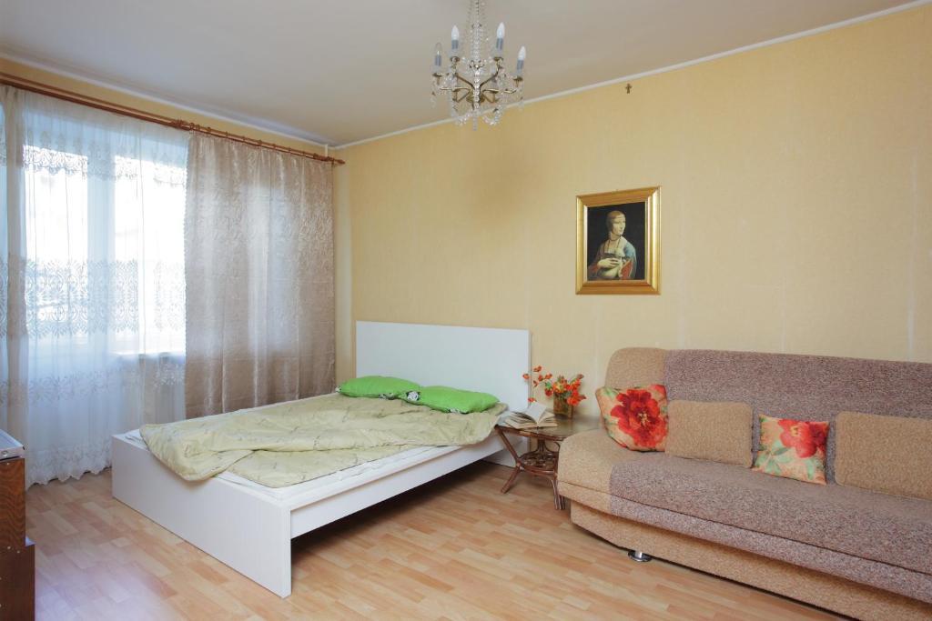 Apartments on prospekt Lenina 75
