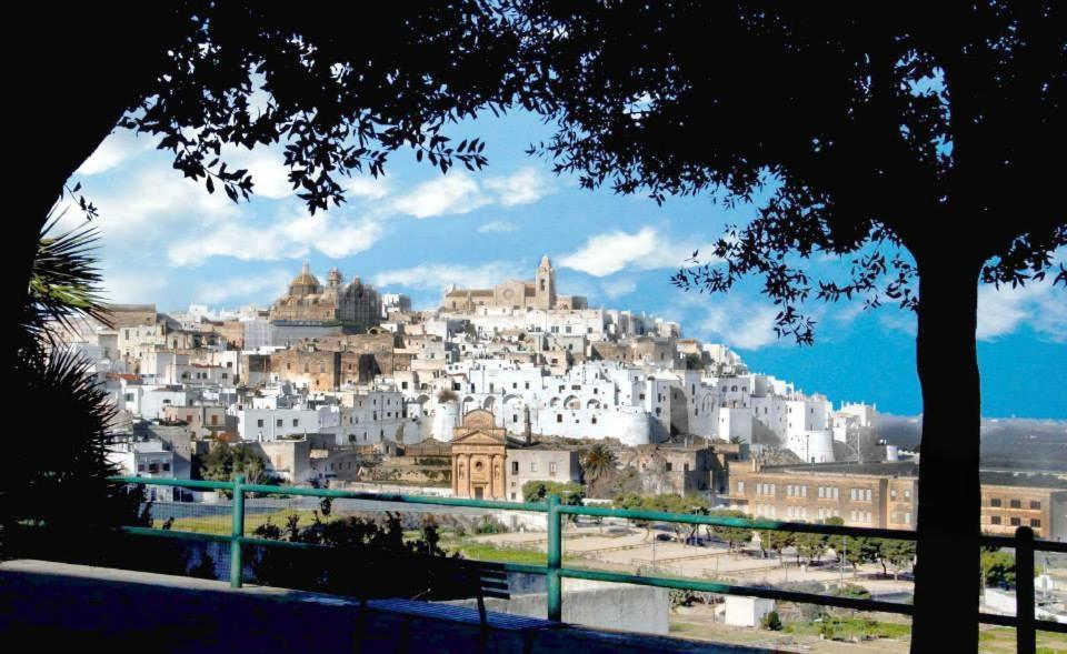 How to get to Ostuni
