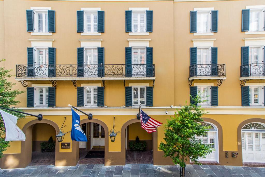 Hotel Mazarin.