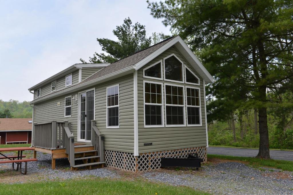 Hershey Camping Resort Loft Park Model 8 Mount Wilson PA