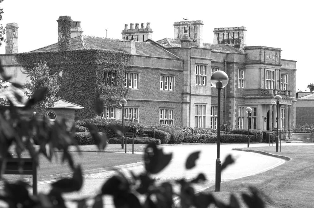 Cranage Hall