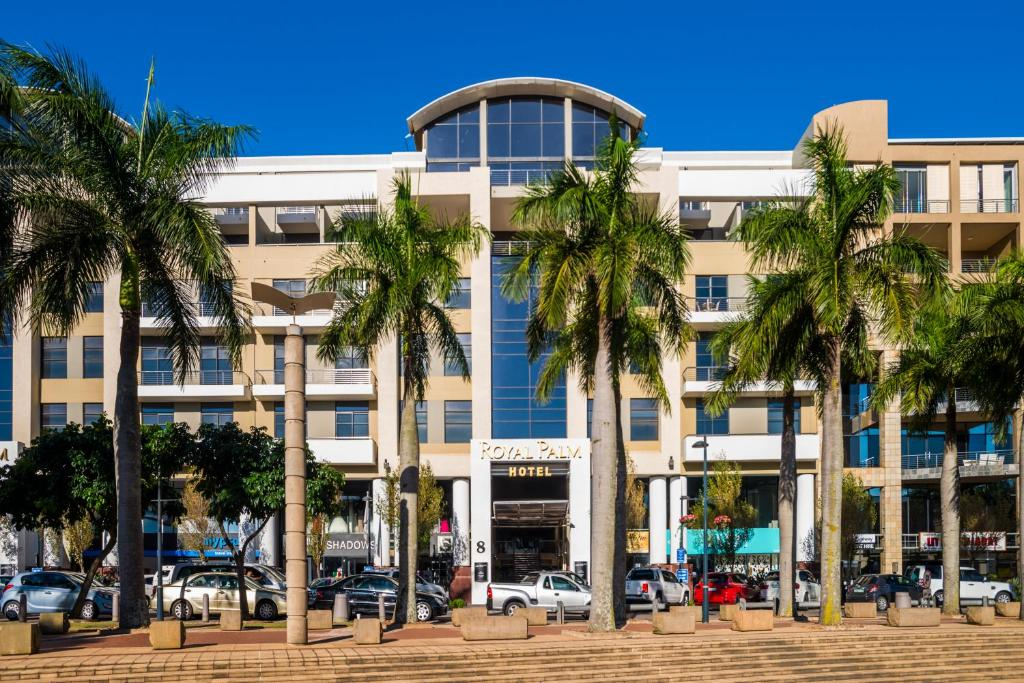 Palm Beach Hotel Apartments