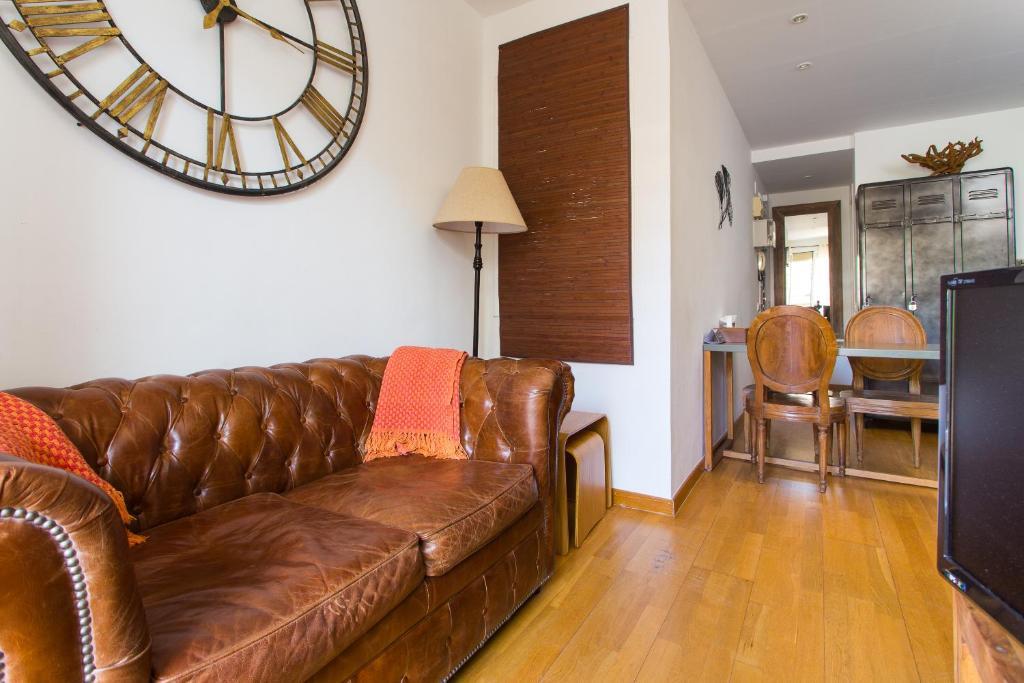 Apartment Atico de Dos Olivos foto