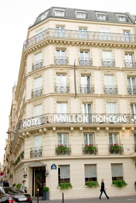 Hotel Pavillon Monceau Paris France Booking Com