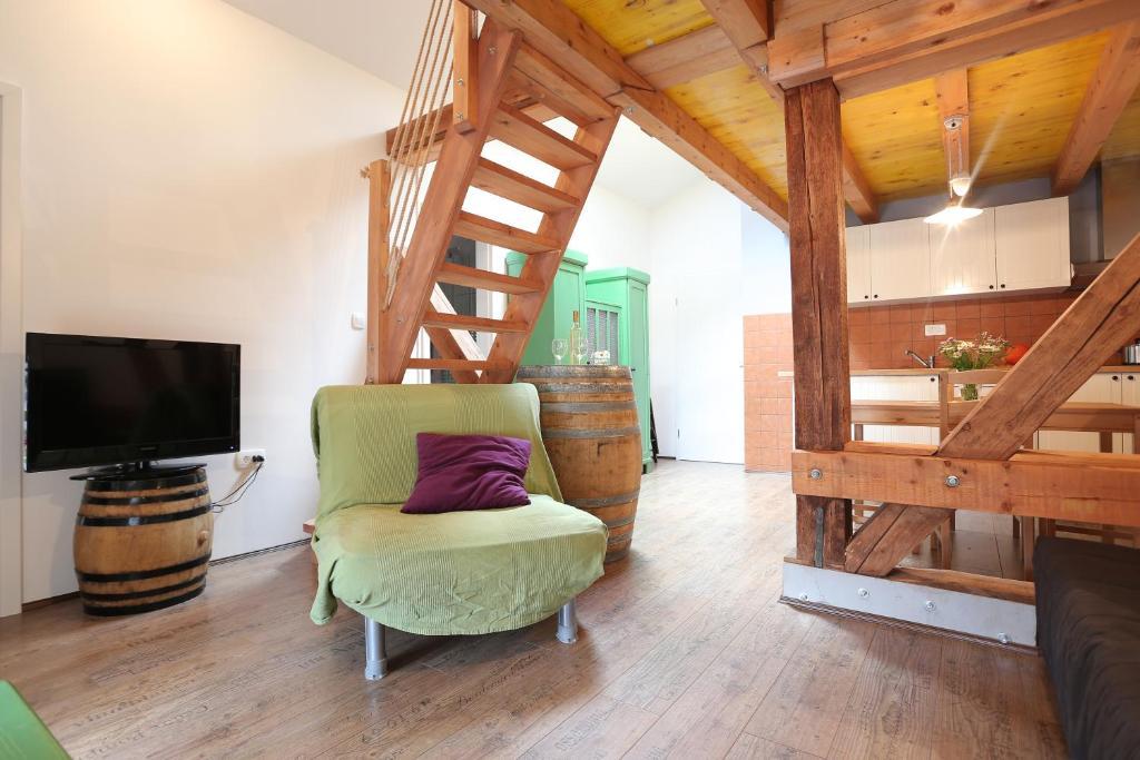 Apartment Soca Tolmin