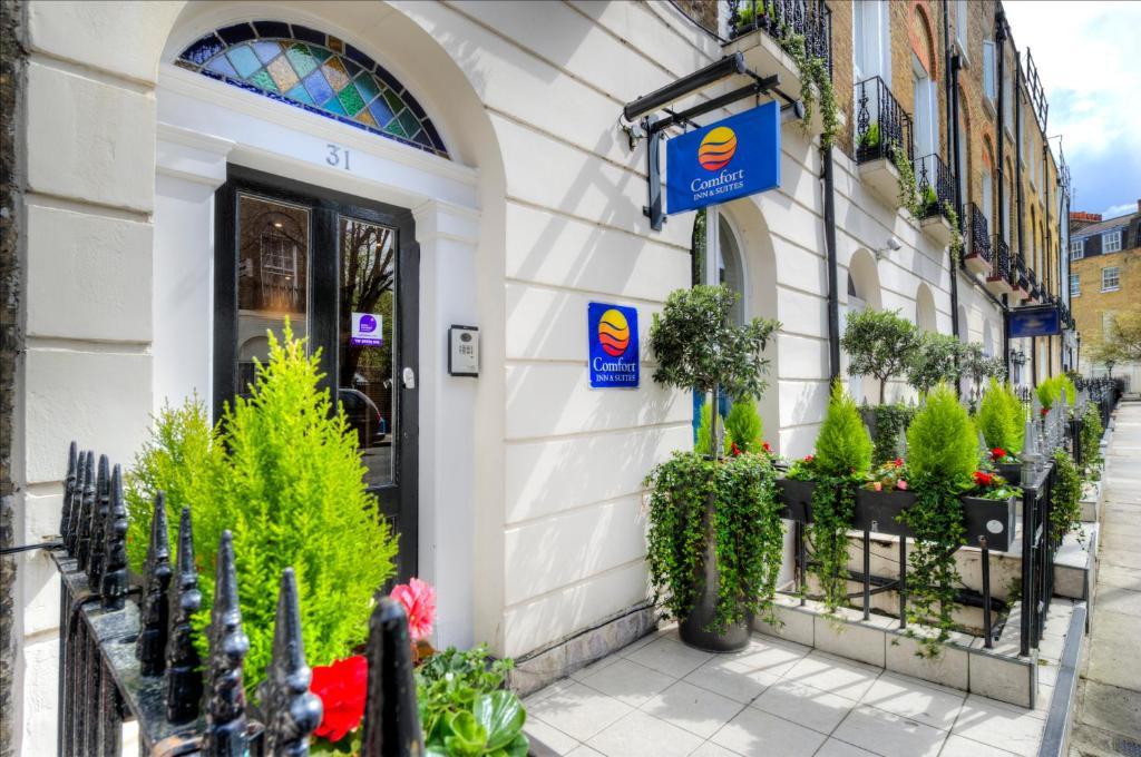 Comfort Inn & Suites King's Cross St. Pancras.