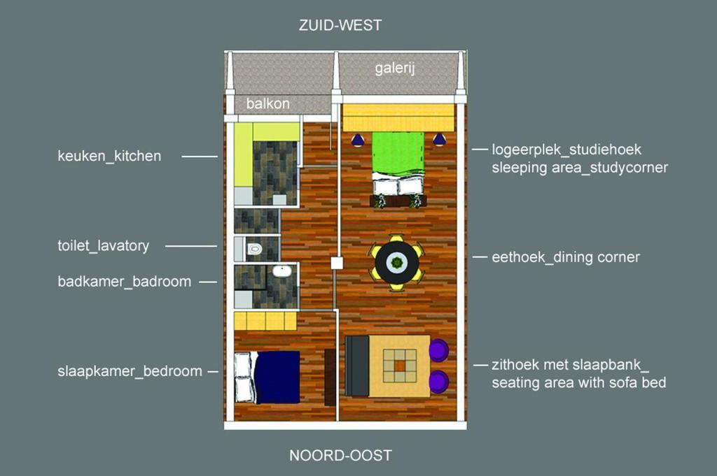 Hotel Rotterdam Centrum Met Gratis Parkeren