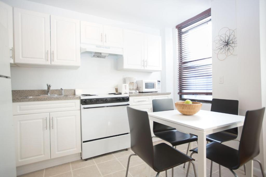 central affordable three bedroom apartment, new york city, ny