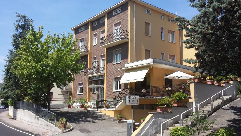 Albergo Villa del Sole, Tabiano, Italy - Booking.com