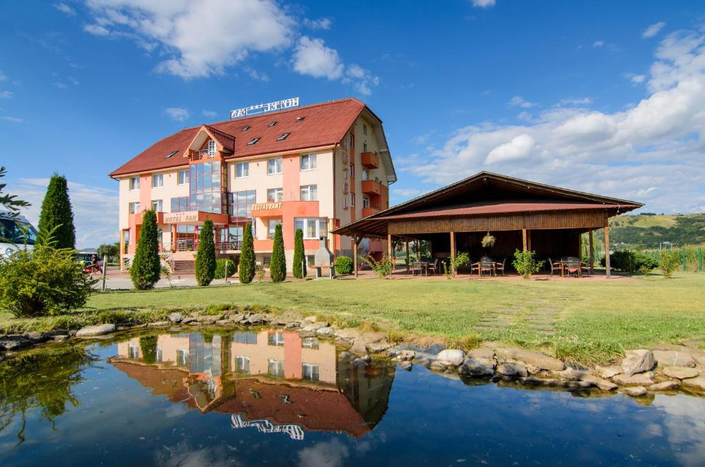 hotel fan sebes sebeş romania booking com
