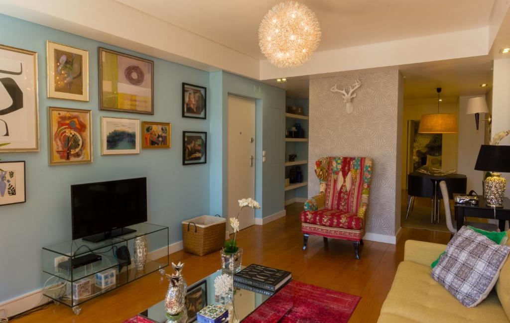 Gallery image of this property Lisbon4Real  Deluxe 1BR Apartment i Portugal Booking com