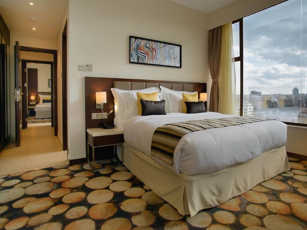 The Concord Hotel Suites Nairobi Kenya
