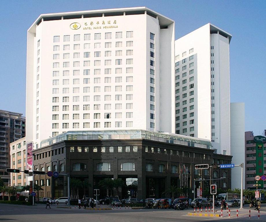 Hotel paris peninsula shanwei china for Reservation hotels paris