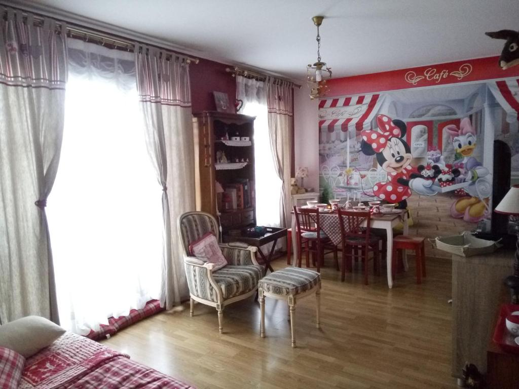 Appartement Disney, Bailly-Romainvilliers, France - Booking.com