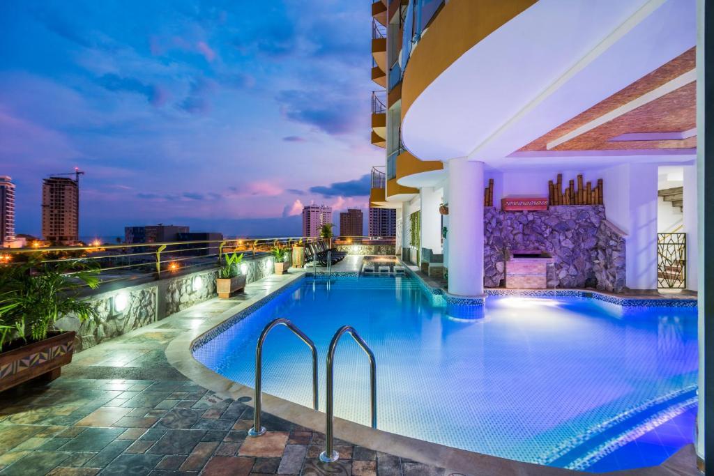 hotel terrazas tayrona santa marta colombia