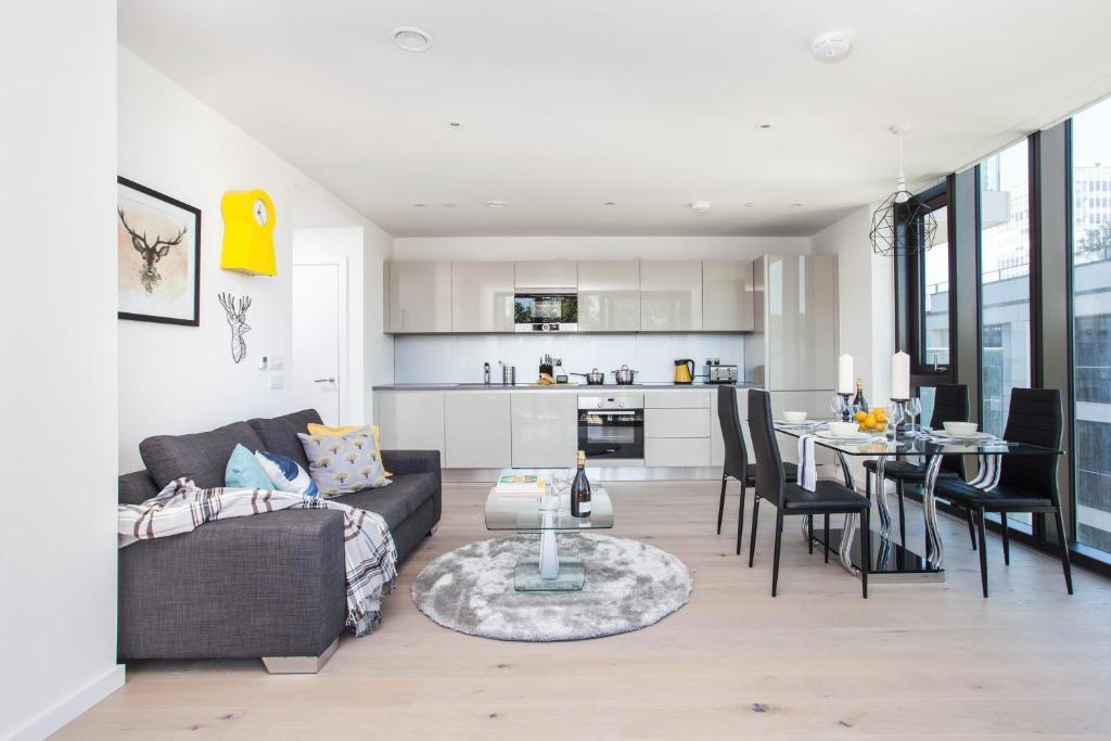 Central london luxury apartment reino unido londres for Apartment design london