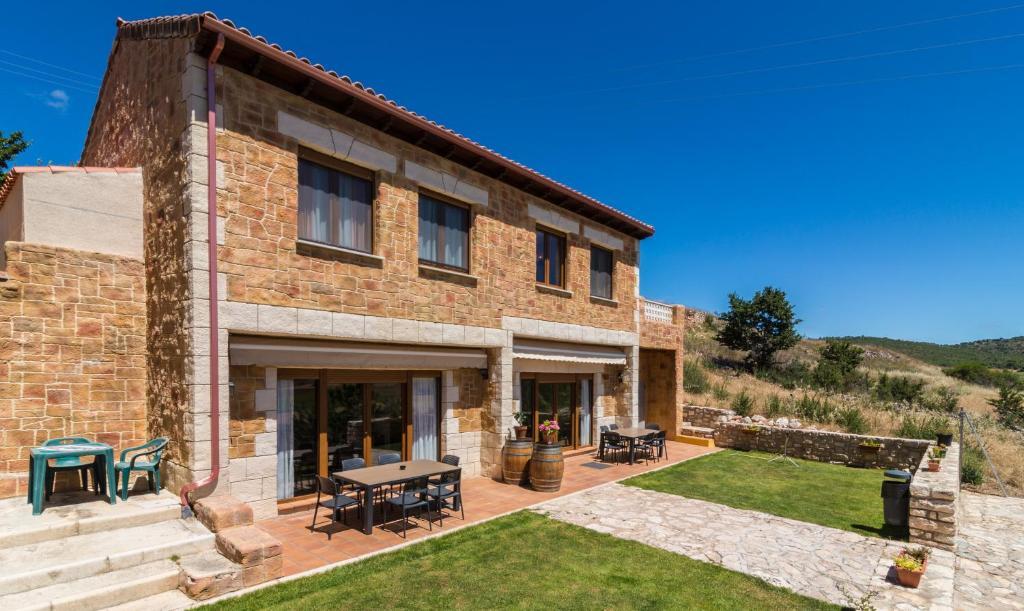 Casas sostenibles espana dise os arquitect nicos - Disenos de casas rurales ...