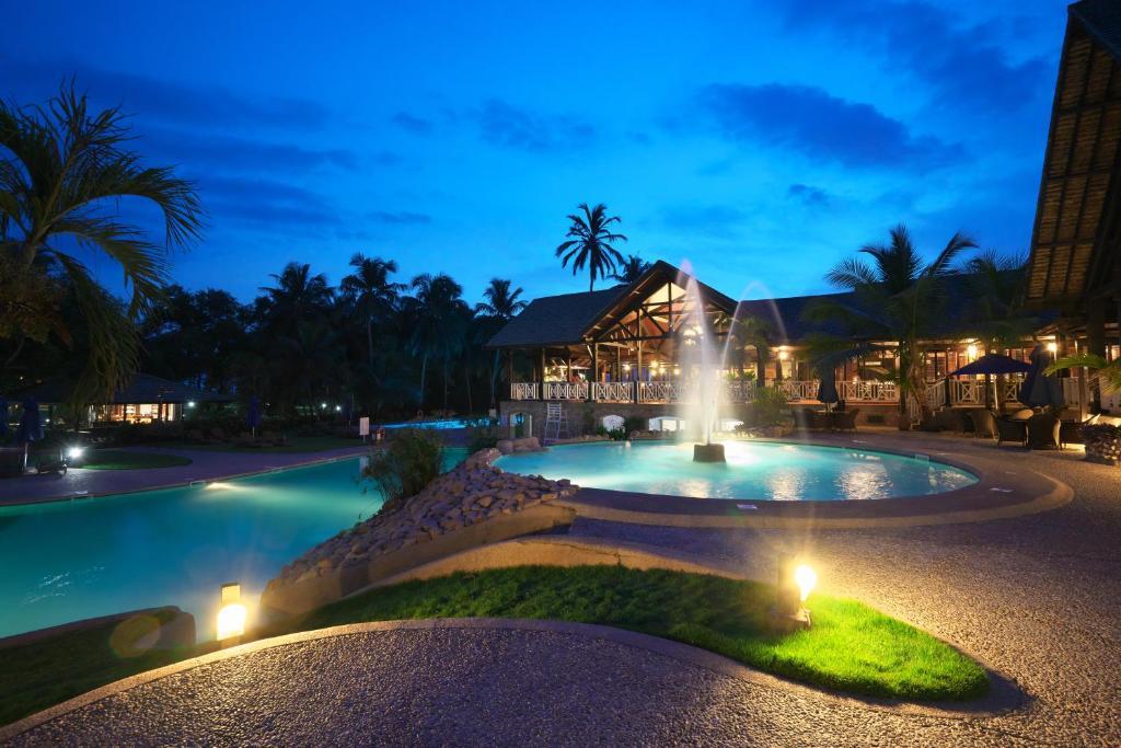 ラバディ ビーチ ホテル(Labadi Beach Hotel)