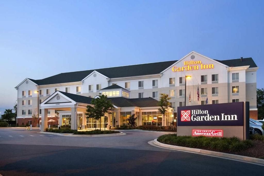 Hilton Garden Inn Silver Spring North Reserve Now. Gallery Image Of This  Property ...