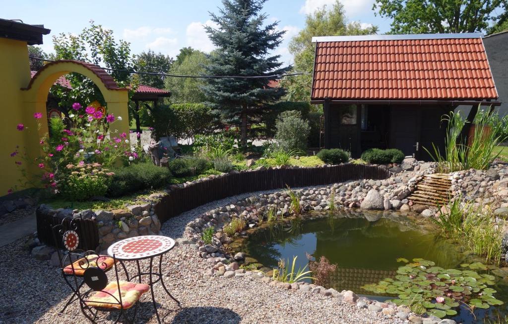 Holiday Home Am Gutspark Alt Tucheband Germany Booking Com