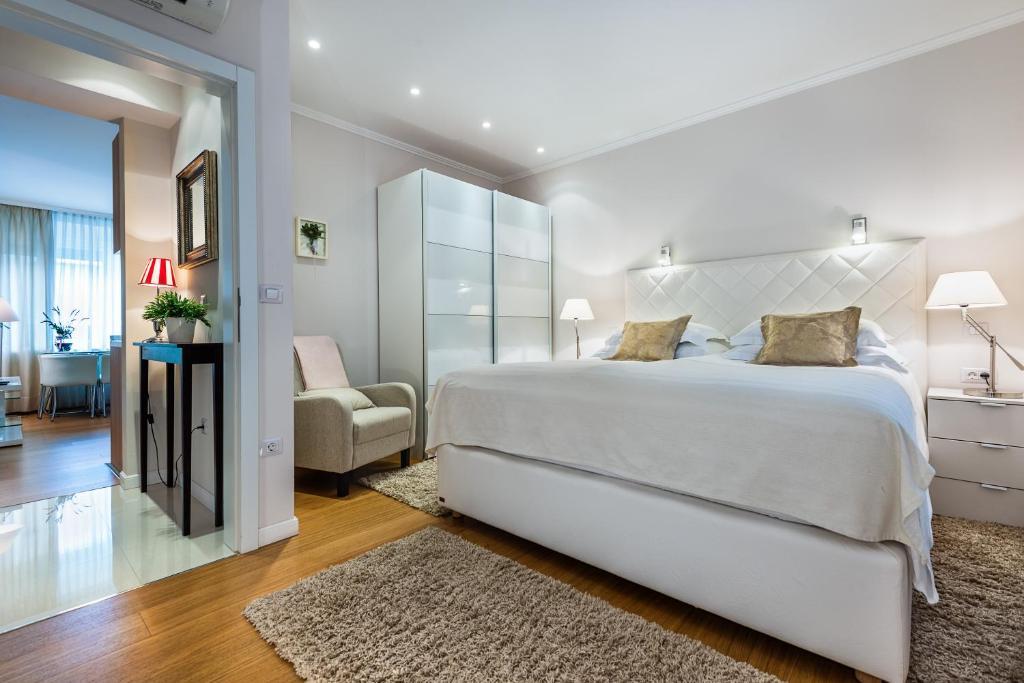 Luxury Apartments madison luxury apartments, zagreb, croatia - booking