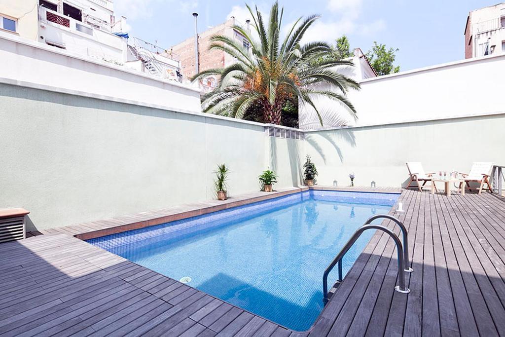 Foto del Apartment Barcelona Rentals - Gracia Pool Apartments Center