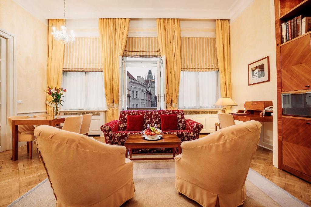 ヴェンタナ ホテル プラハ(Ventana Hotel Prague)