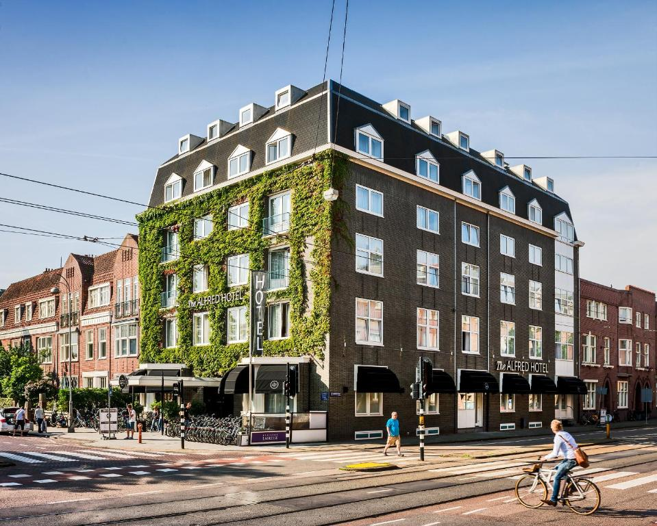 The alfred hotel amsterdam updated 2018 prices for The hotel reservation