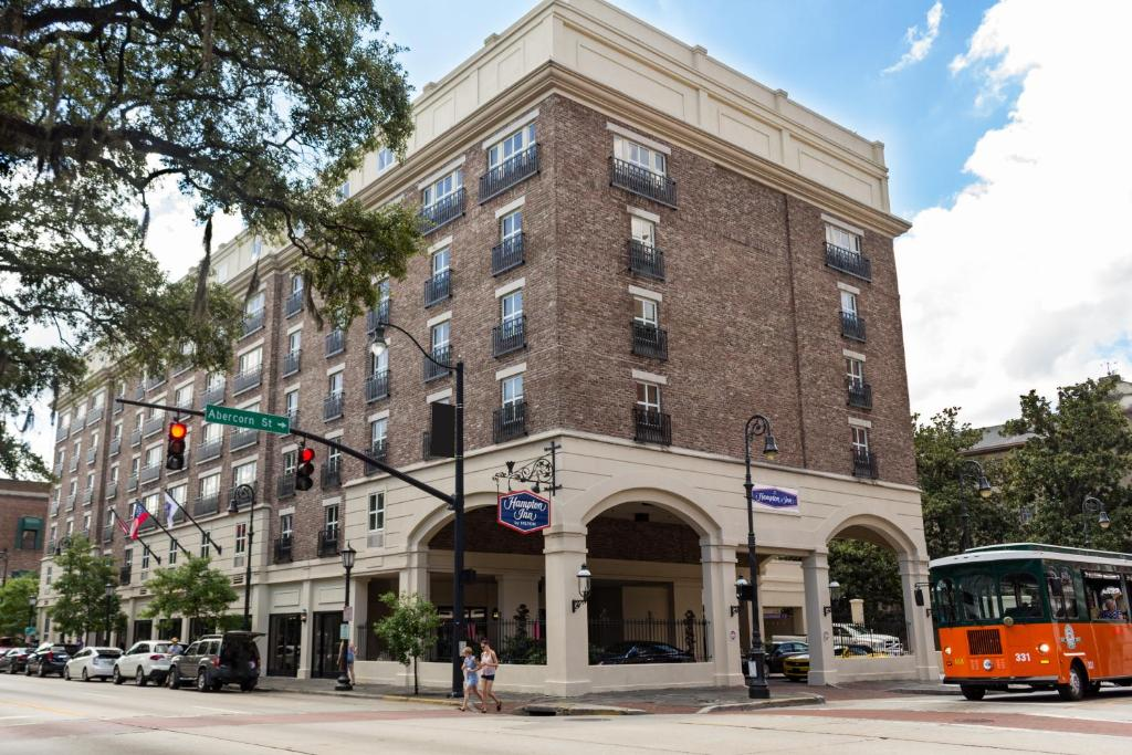 Hampton Inn Savannah Historic Ga Booking Com