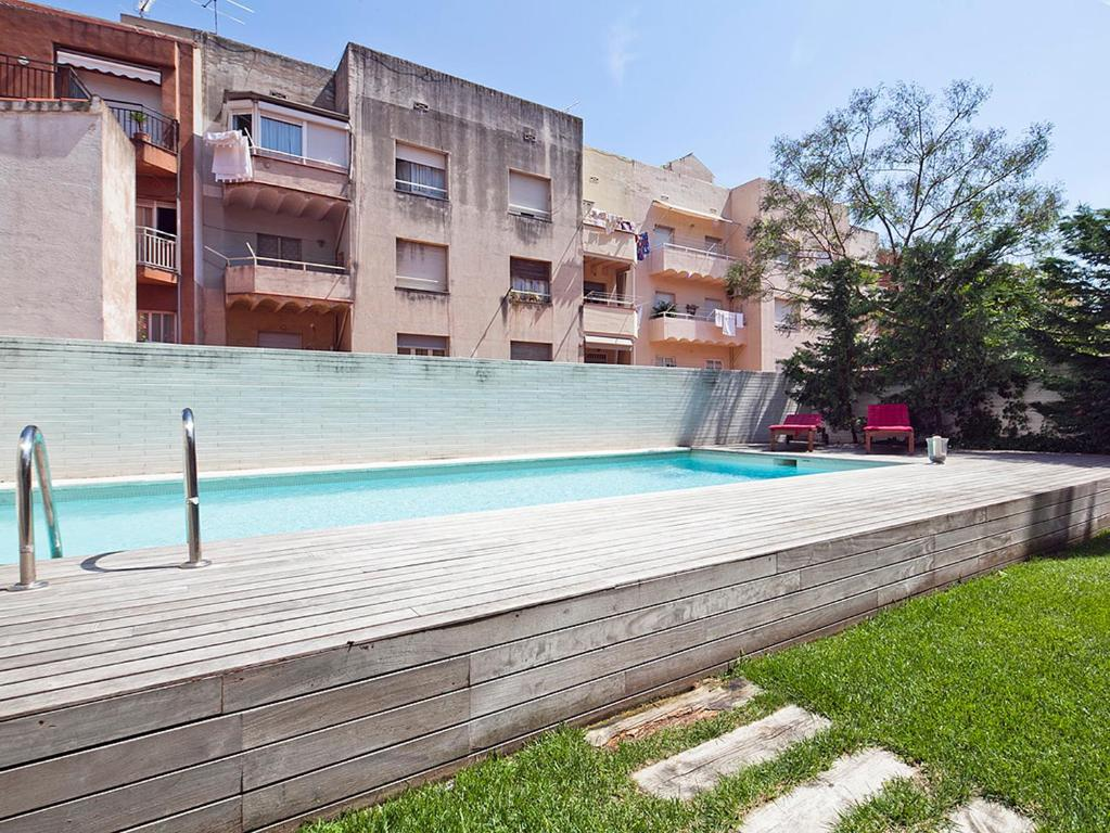 Imagen del Apartment Barcelona Rentals - Swimming Pool with Terrace