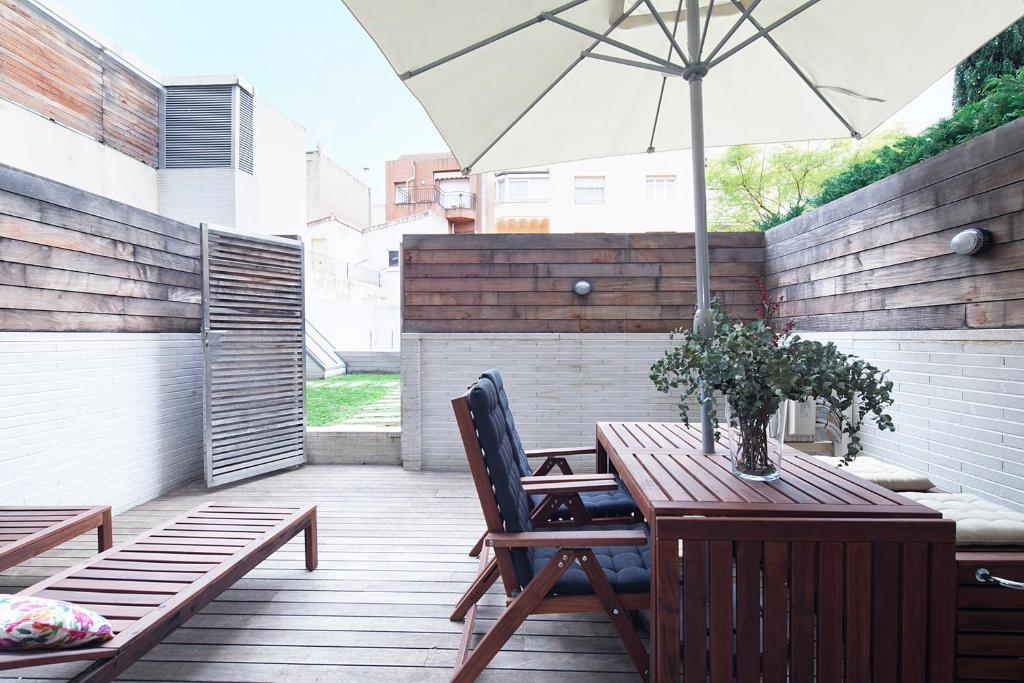 Bonita foto de Apartment Barcelona Rentals - Swimming Pool with Terrace