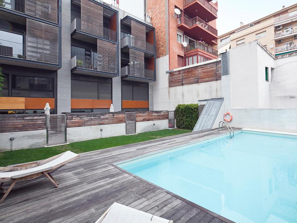 Apartment Barcelona Rentals - Swimming Pool with Terrace ...