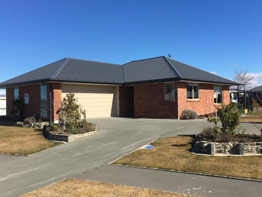 Holiday home Grand on Grandvue, Twizel, New Zealand - Booking.com