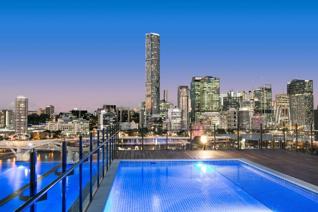 Spice Apartments, Brisbane, Australia - Booking.com