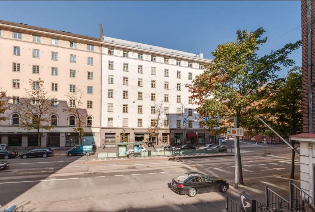 Apartment Hipster Kallio Suomi Helsinki