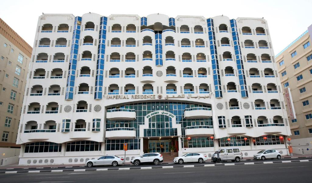 Imperial Hotel Apartments, Dubai, UAE - Booking.com