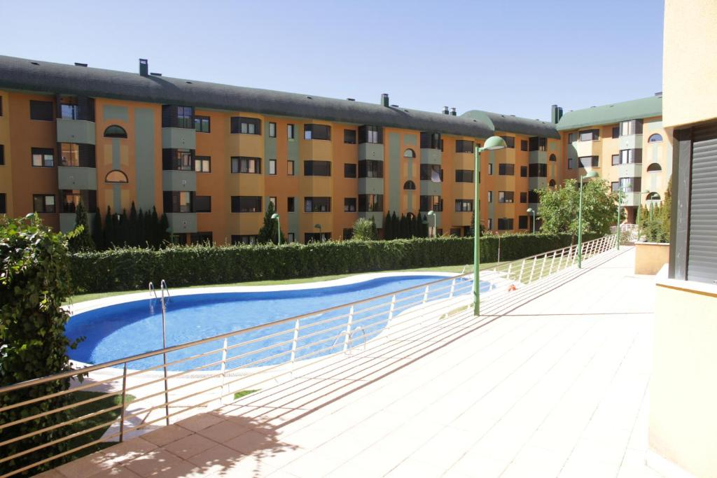 Apartamento residencial las brisas espa a salamanca - Apartamentos en salamanca ...