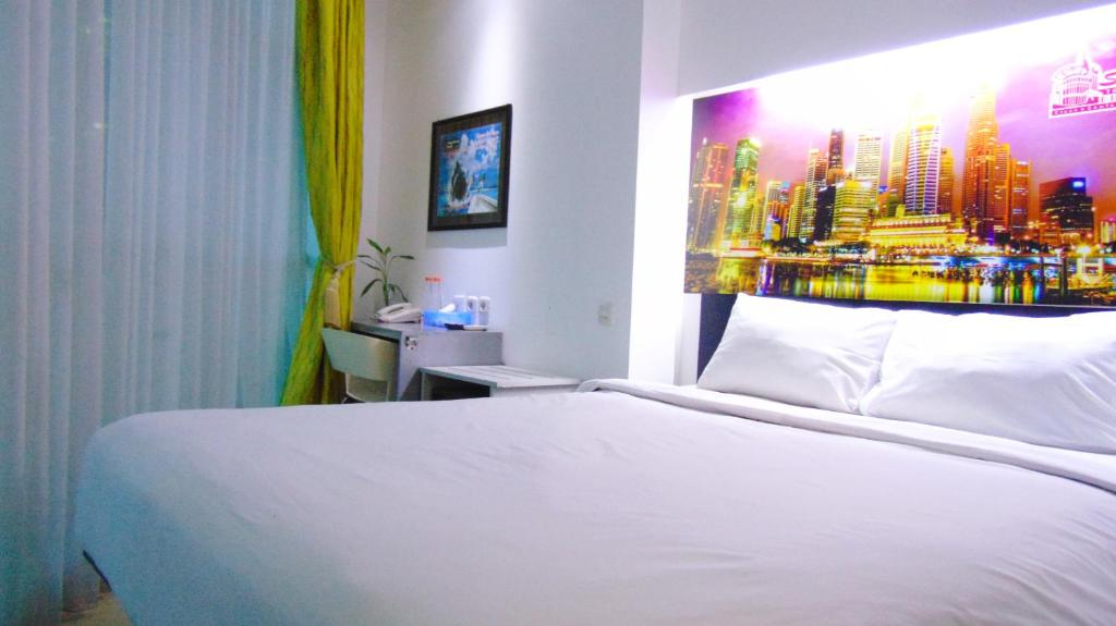 Smart hotel thamrin jakarta jakarta p ivitetyt vuoden for Smart hotel