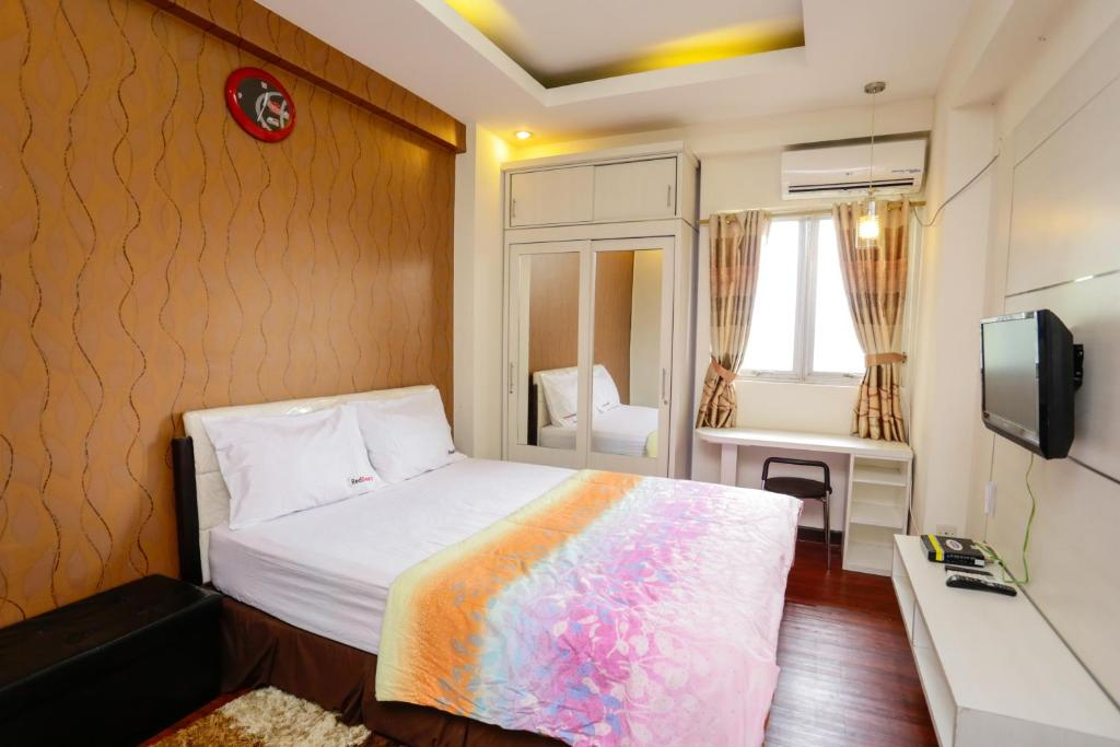 RedDoorz Apartment The Suites Metro Soekarno Hatta Bandung