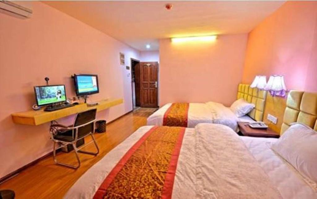 Zhangjiajie Fucheng Business Hotel