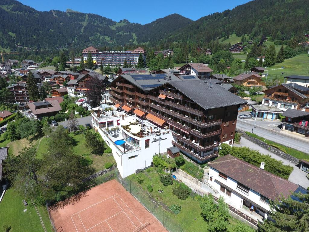 H U00f4tel Du Golf And Spa  Villars-sur-ollon  Switzerland