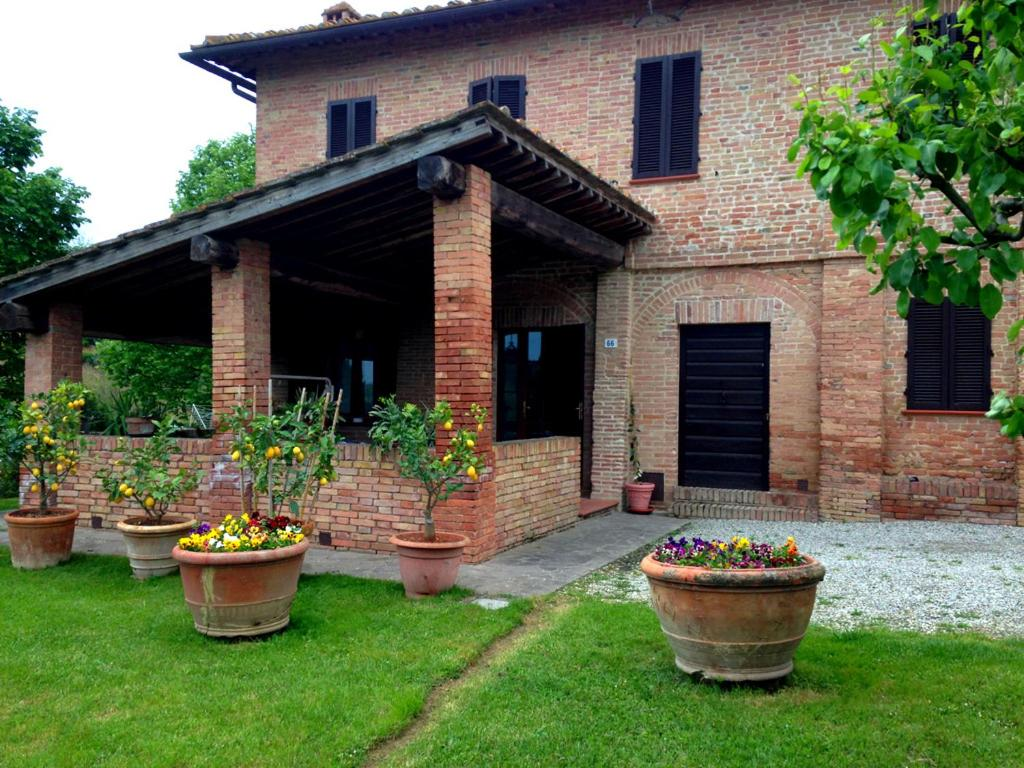 Lovely Tuscan Country House, Siena, Italy