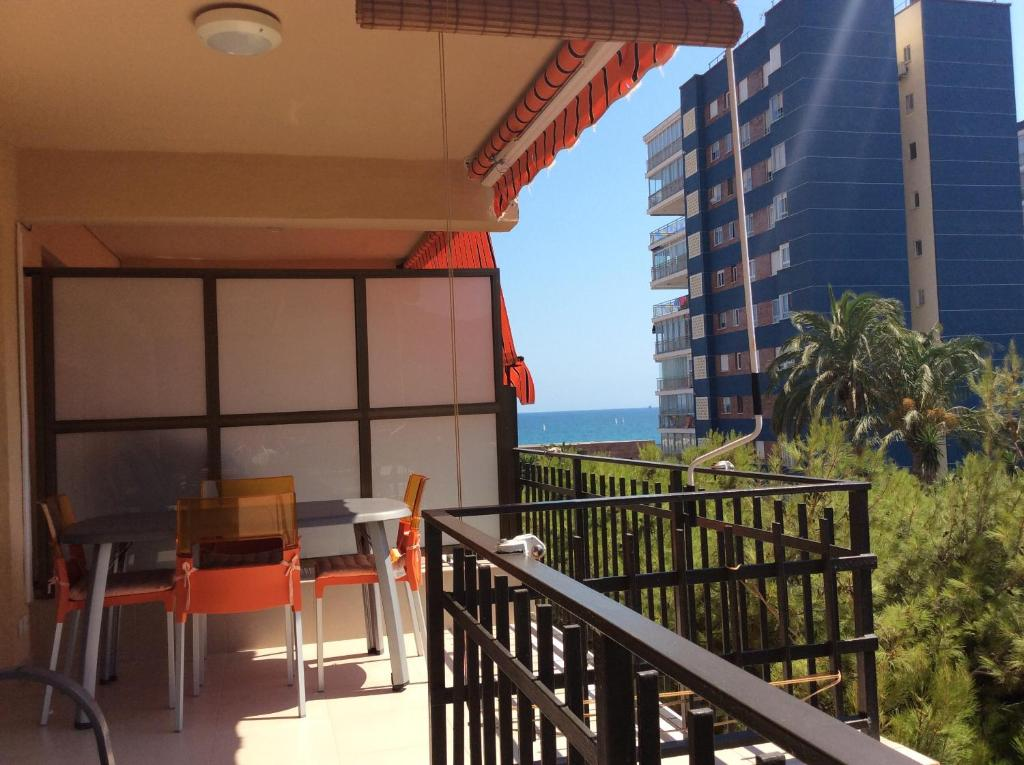Apartamentos Benicassim Playa Terrers imagen