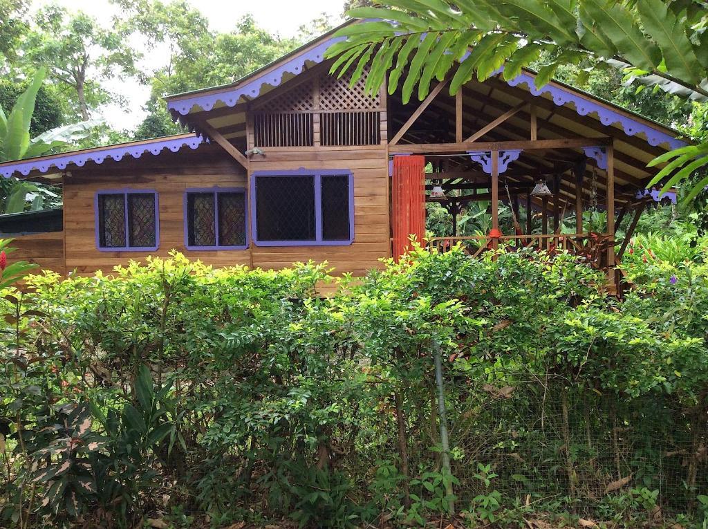 Casa o chalet el jardin de playa negra costa rica puerto for El jardin de luz ibiza