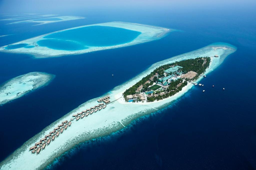 Vilamendhoo Island Resort & Spa aerial