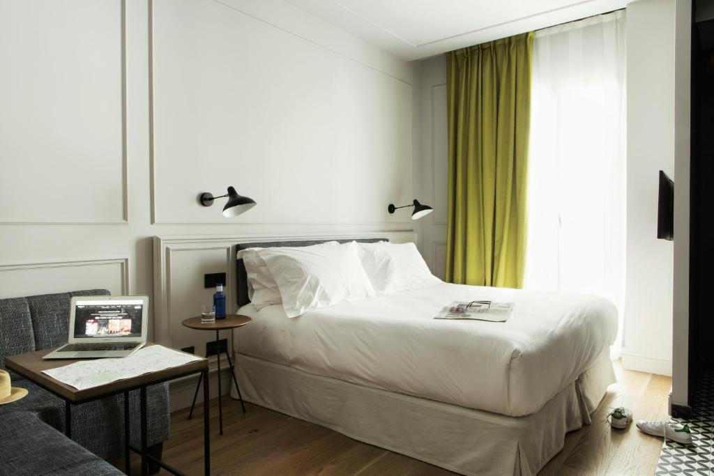 boutique hotels in community of madrid  238