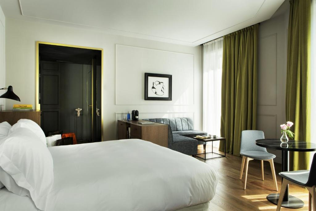 boutique hotels in community of madrid  236