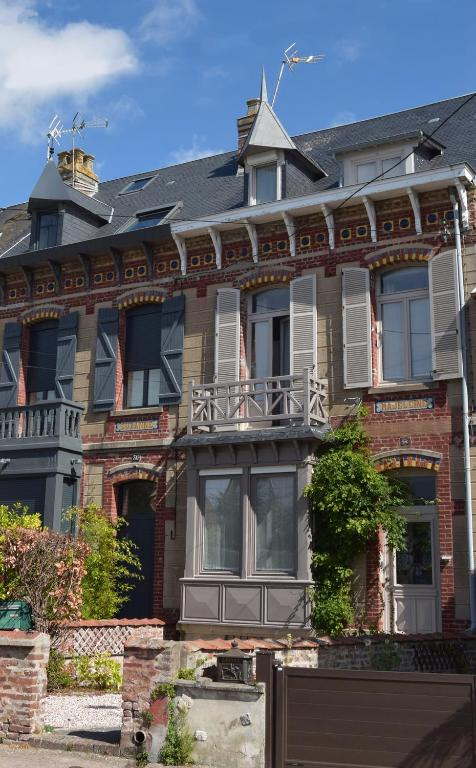 villa madeleine, le crotoy, france - booking