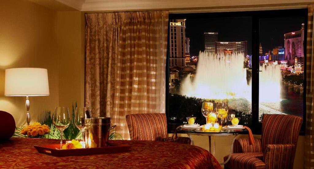 The Jockey Club Las Vegas Hotel Room Layout