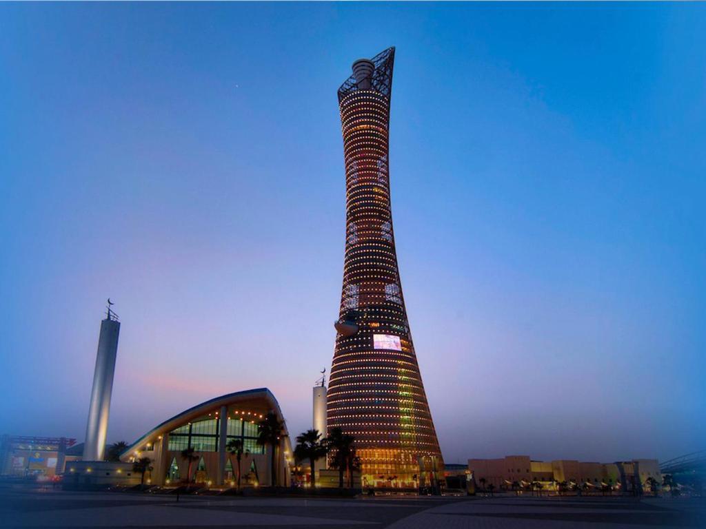 Hotel The Torch Doha Qatar Booking Com